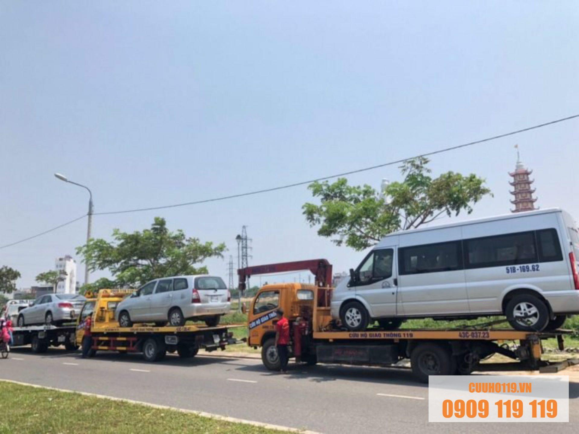 cứu hộ giao thông